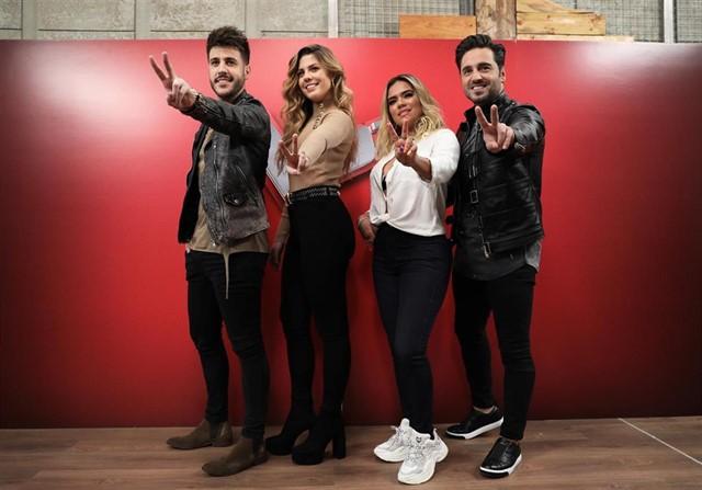 Comienzan los 'Asaltos' a La Voz de Antena 3
