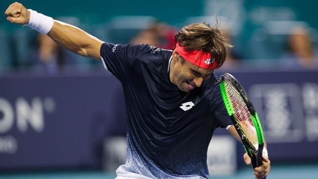 Juego, set y partido. David Ferrer