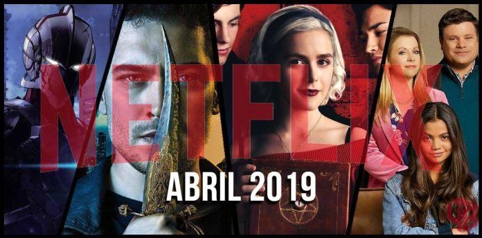 Qué ver en Netflix el próximo mes de abril