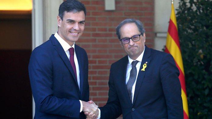 La «sokatira» catalana
