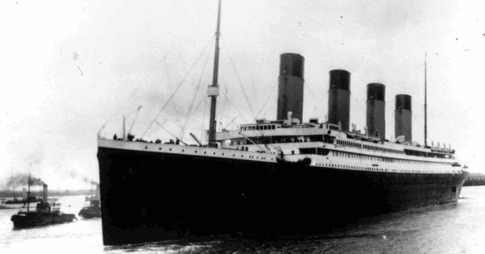 ¿Se hundió realmente el Titanic el 15 de abril de 1912?