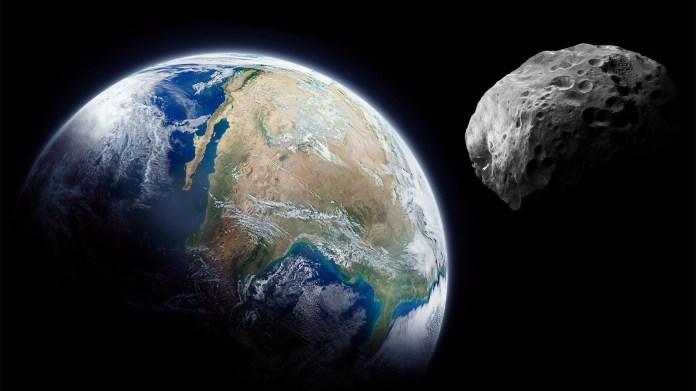 Un asteroide gigante se acerca a la Tierra el próximo 29 de abril