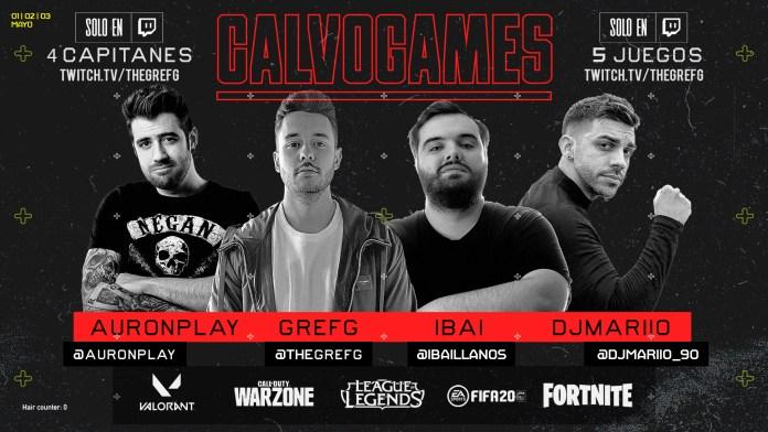 Los CalvoGames, nuevo éxito de influencers y youtubers