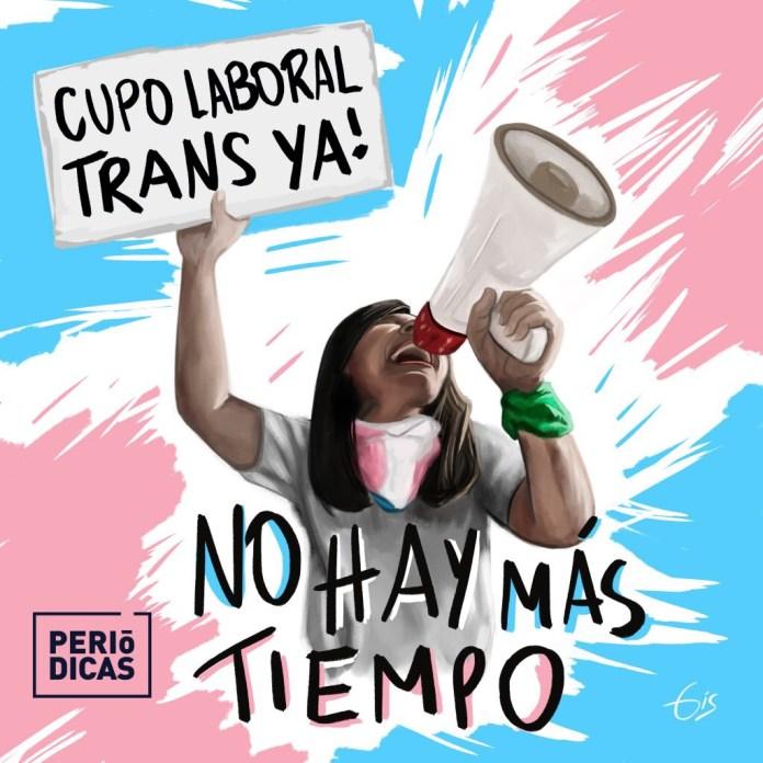 Realidad Trans: La discriminación es la única causa de desempleo