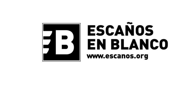 Escaños en Blanco: «Si la gente que no está representada lo estuviese, sería partido mayoritario»
