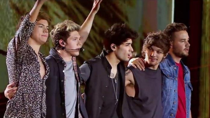 One Direction cumple su décimo aniversario