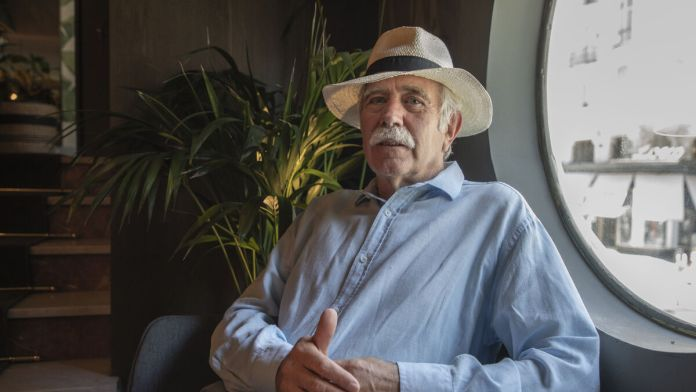 Antonio Pérez Henares: «Sabíamos que nos íbamos a morir. Es la clave de la humanidad»