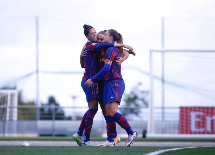 La victoria del Barcelona en el primer clásico femenino