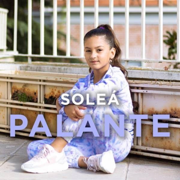 Así suena 'Palante', la canción con la que Soleá representará a España en Eurovisión Junior 2020