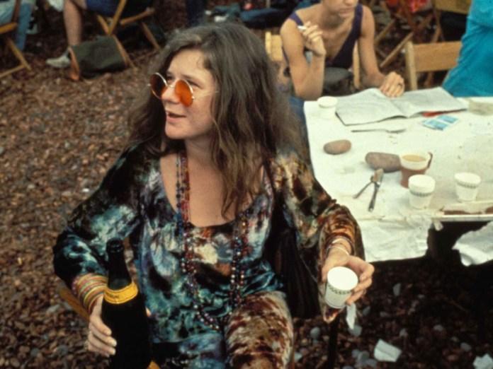 La última sonrisa de Janis Joplin