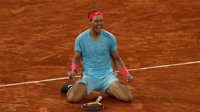 Juego, set y partido Rafael Nadal
