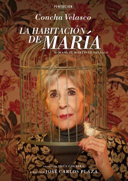 Concha Velasco protagoniza «La habitación de María»