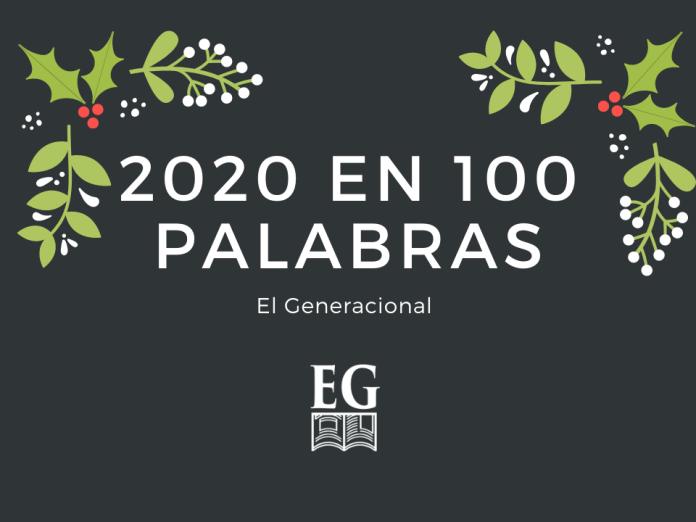 2020 en 100 palabras