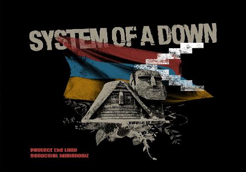 System of a Down, la única voz que hace internacional el conflicto de Artsaj y el genocidio armenio (parte 2)