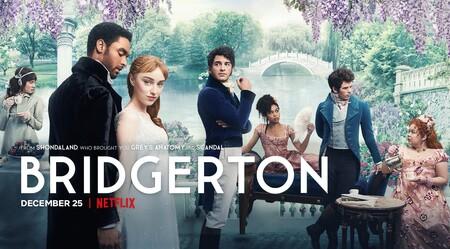 'Bridgerton': el cuento de hadas erótico y sofisticado que se ha convertido en un fenómeno mundial
