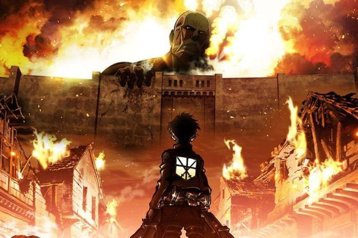 'Shingeki no Kyojin' es el anime de moda
