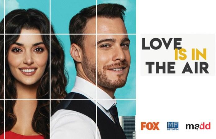 El amor aterriza en Mediaset