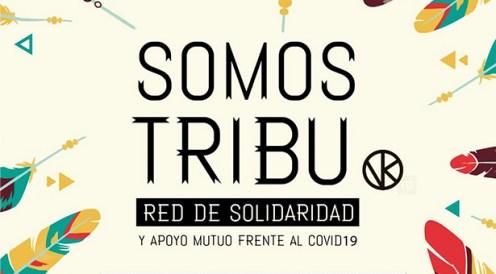 Logo de Somos Tribu
