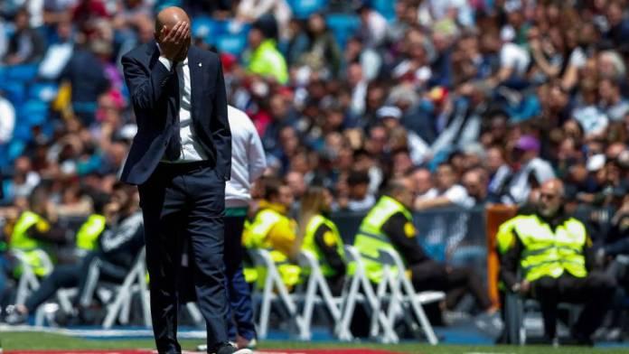 Zidane, un gestor terrible que siembra numerosas dudas