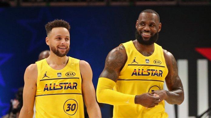 Luces y sombras en el All-Star de la NBA 2021