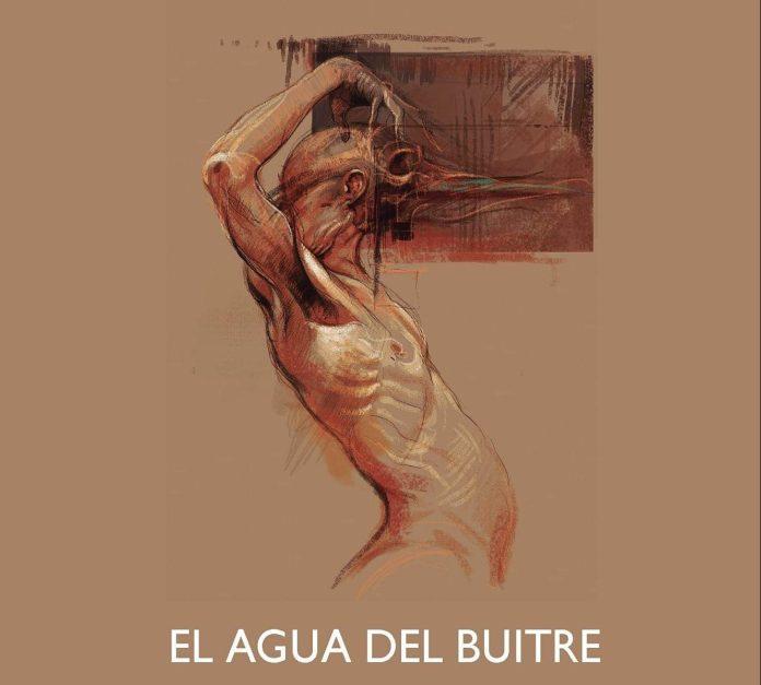 'El agua del buitre', el último libro de Andrés Ortiz Tafur