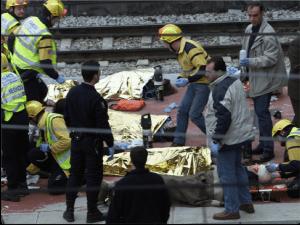 Heridos y fallecidos el día del atentado del 11M