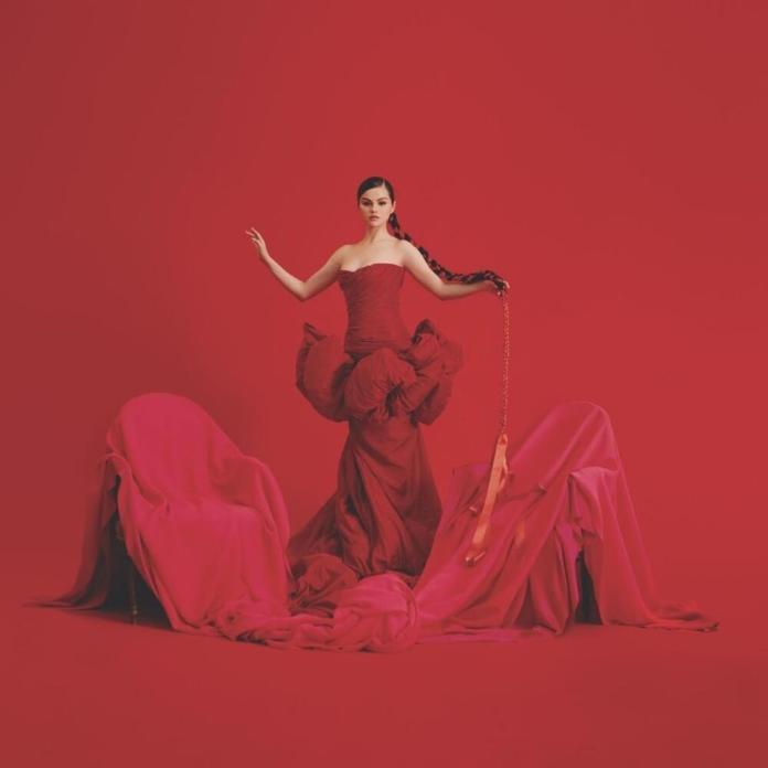 Selena Gómez lanza su primer EP en español, 'Revelación'