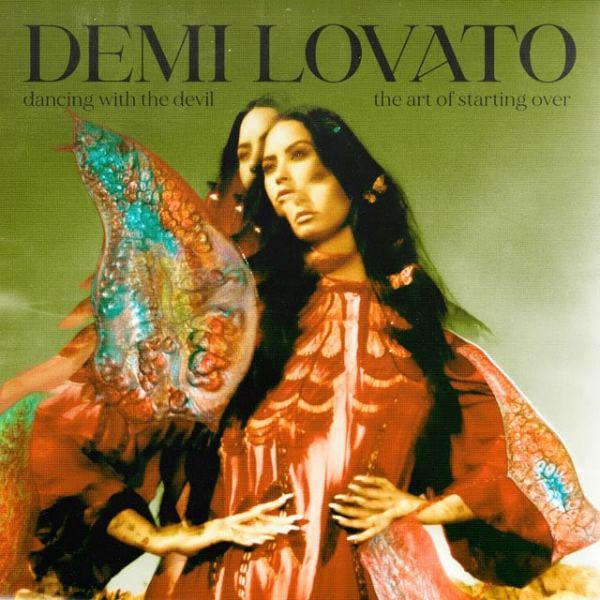 'Dancing with the Devil', el nuevo disco de Demi Lovato