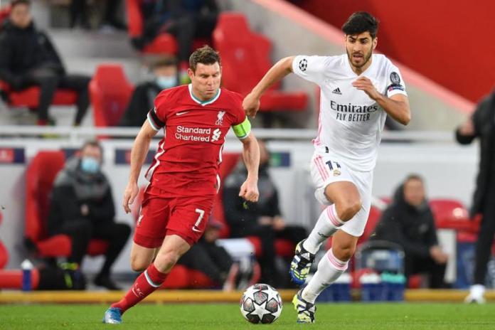 El Real Madrid ejecuta al Liverpool en Champions