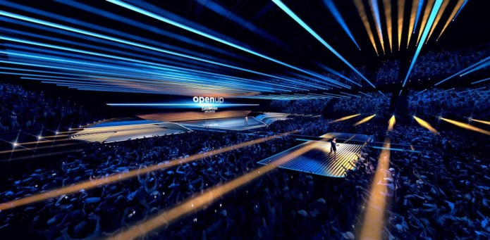 Los escenarios de Eurovisión más recordados de la última década