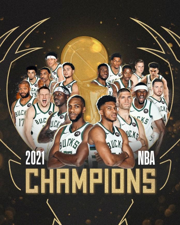 Milwaukee Bucks, campeón de la NBA 50 años después