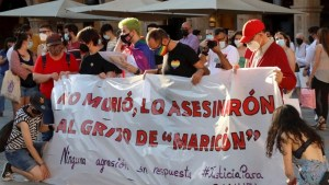 Manifestaciones piden Justicia para Samuel