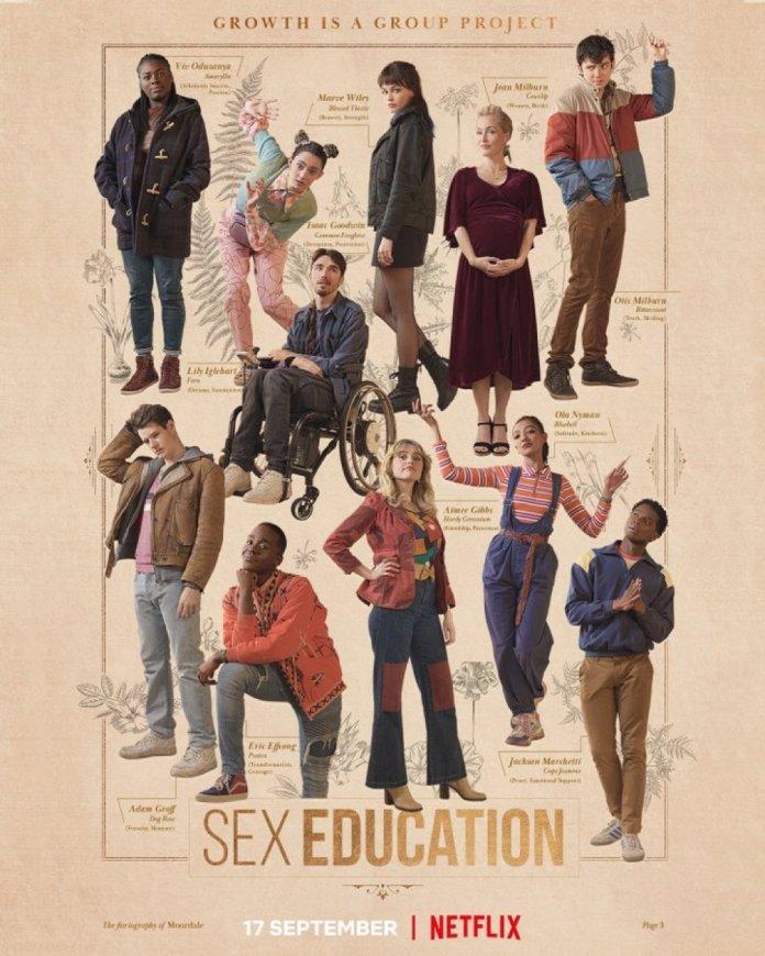 'Sex Education' regresa sin perder su esencia