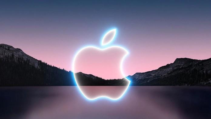 Imagen de la keynote 'California Streaming'   Fuente: Apple