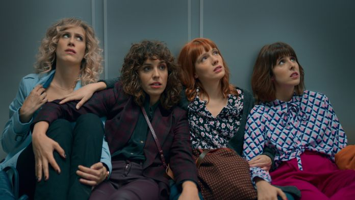 La segunda temporada de Valeria se adentra en el top 10 de Netflix