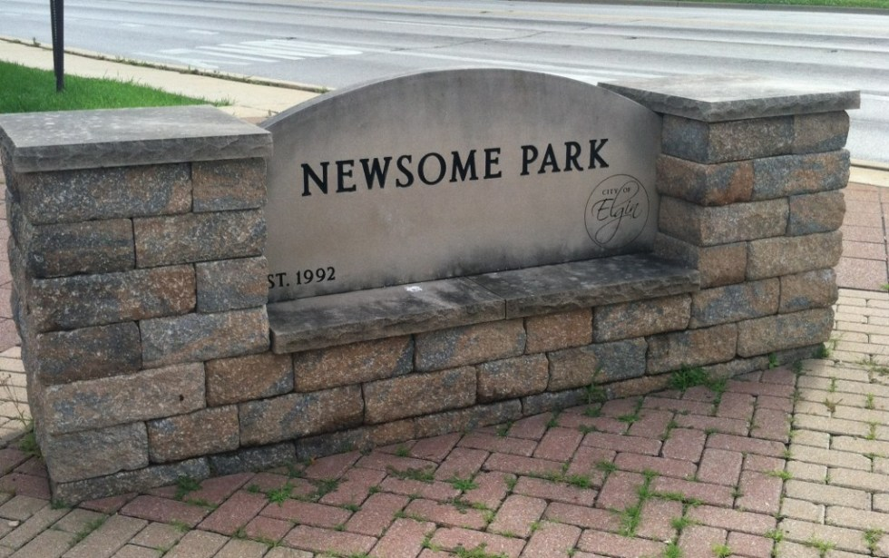 Newsome Park, Elgin, IL
