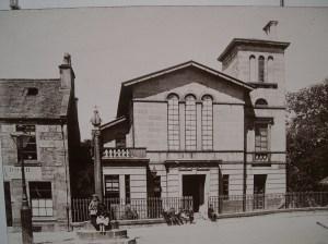 Elgin Museum in late 19th century