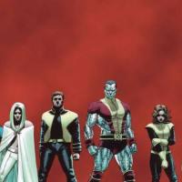 ¿LOGO DE X-MEN: APOCALYSPE?