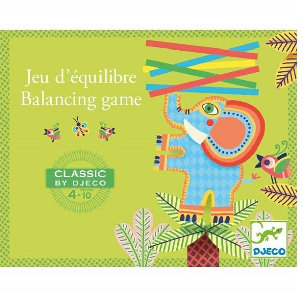 Juego de equilibrio elefante