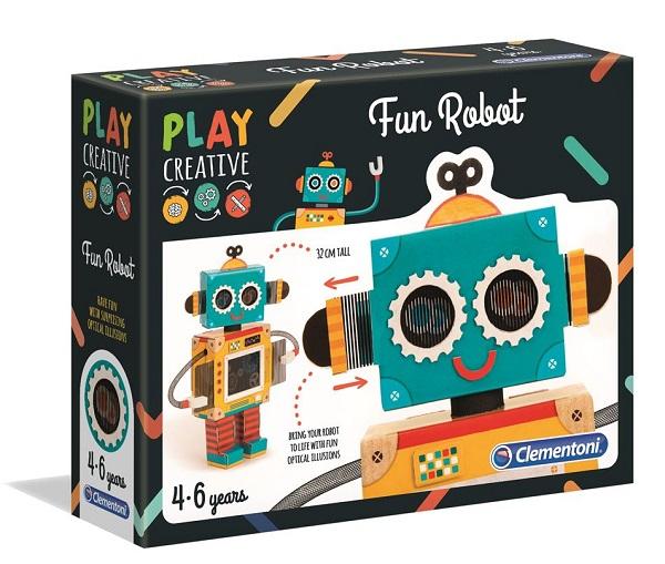 Playset robot