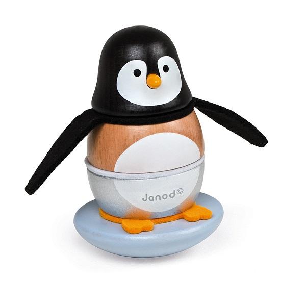 Tentetieso apilable pinguino