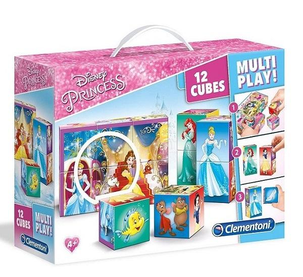 Maletin 12 cubos multiplay