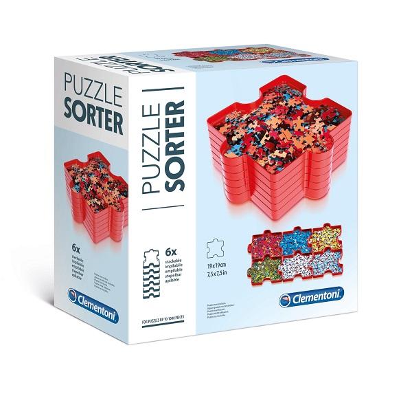 Bandejas clasificadoras para puzzles