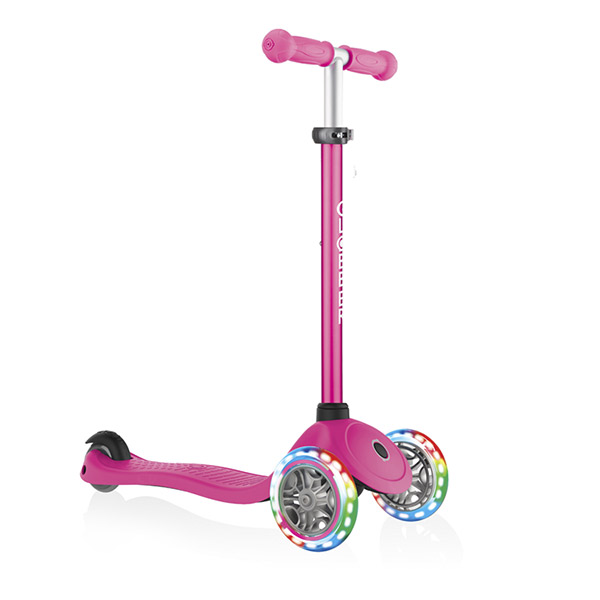 Patinete globber primo lights
