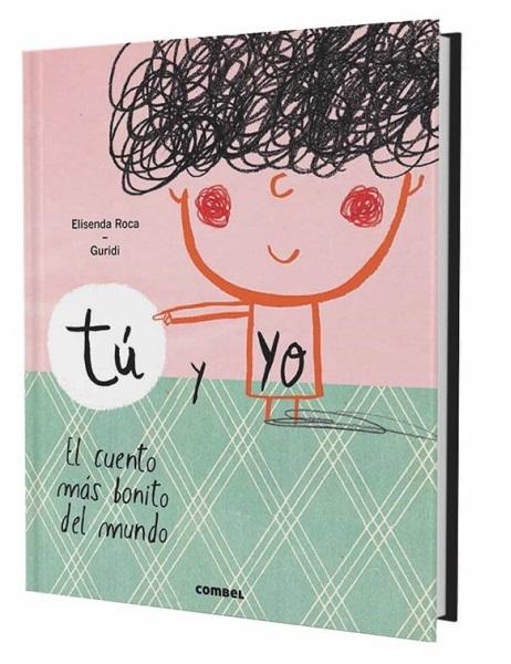 Libro tu y yo, el cuento más bonito del mundo
