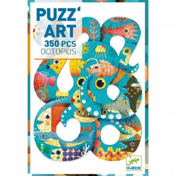 Puzzle pulpo 350 piezas