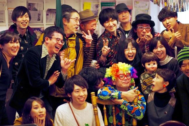 mikibar@シャトー2F12月の ほぼAll Star!レポート15