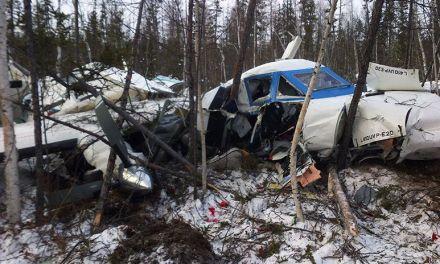 Revelan por qué una niña de tres años es la única sobreviviente de un accidente aéreo en Rusia