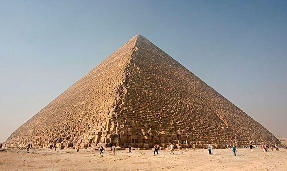 La física desvela los misterios de las pirámides de Egipto