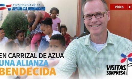 En Carrizal de Azua. Una alianza bendecida